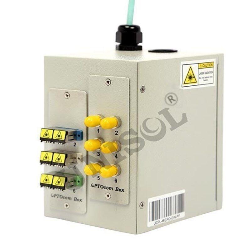 12-PORT-MICRO-DIN-RAIL-MOUNT-FIBER-OPTIC-PATCH-PANEL-LIU